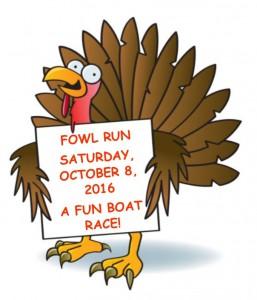 fowl run poster